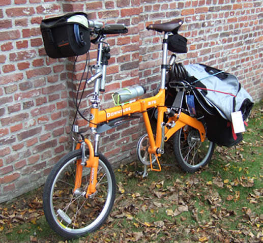 Travel Bike for touring