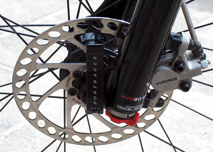 Hayes Disc brake
